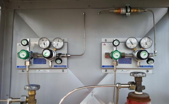 instalatie gaze tehnice laborator